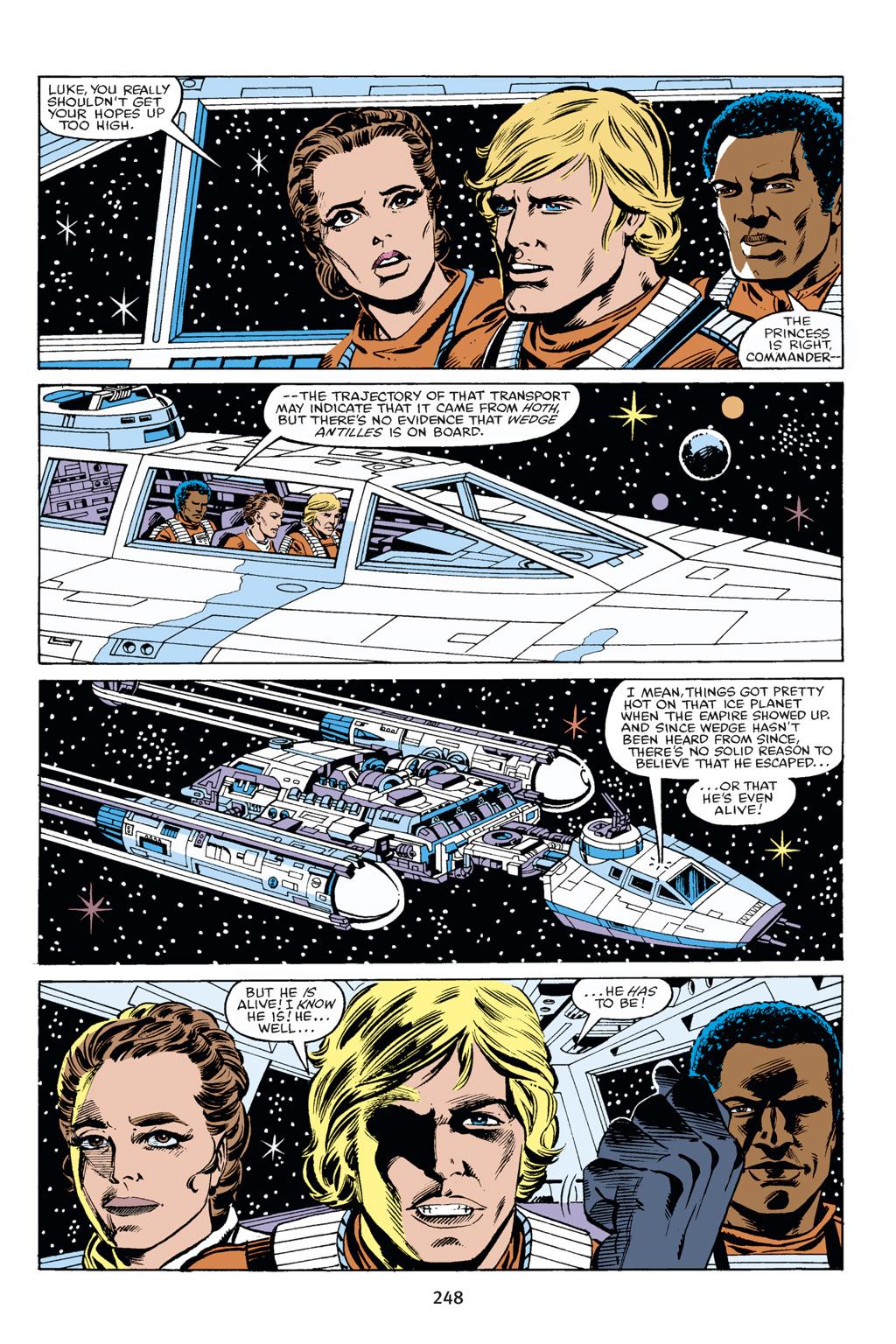 Read online Star Wars Omnibus comic -  Issue # Vol. 18 - 233