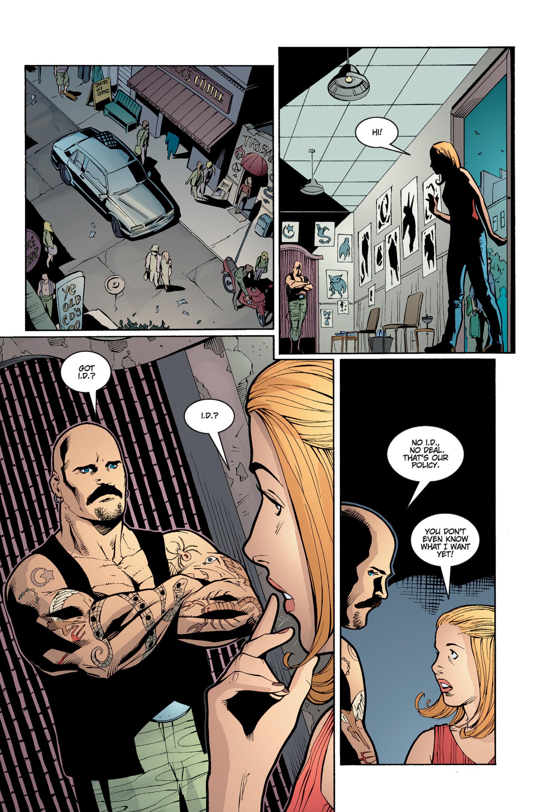 Read online Buffy the Vampire Slayer: Omnibus comic -  Issue # TPB 4 - 164