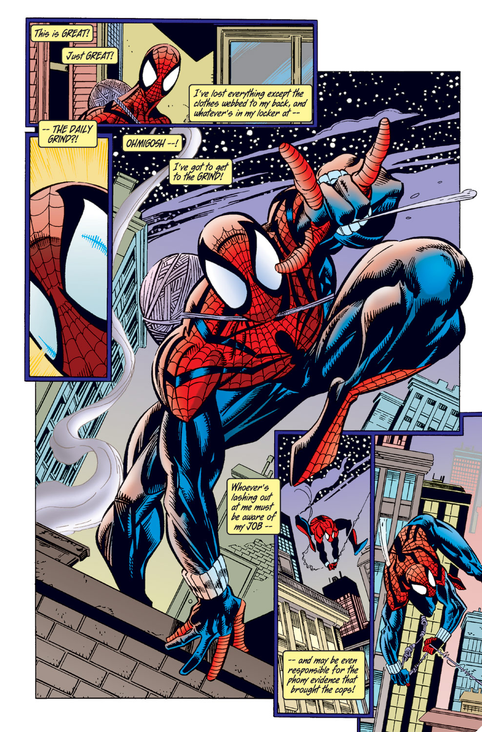 The Amazing Spider-Man (1963) 411 Page 21