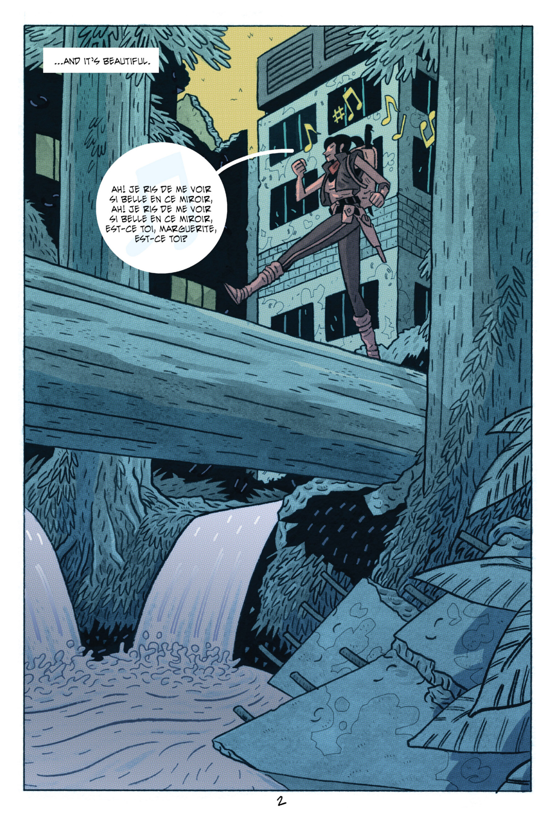 Read online ApocalyptiGirl: An Aria for the End Times comic -  Issue #ApocalyptiGirl: An Aria for the End Times Full - 10