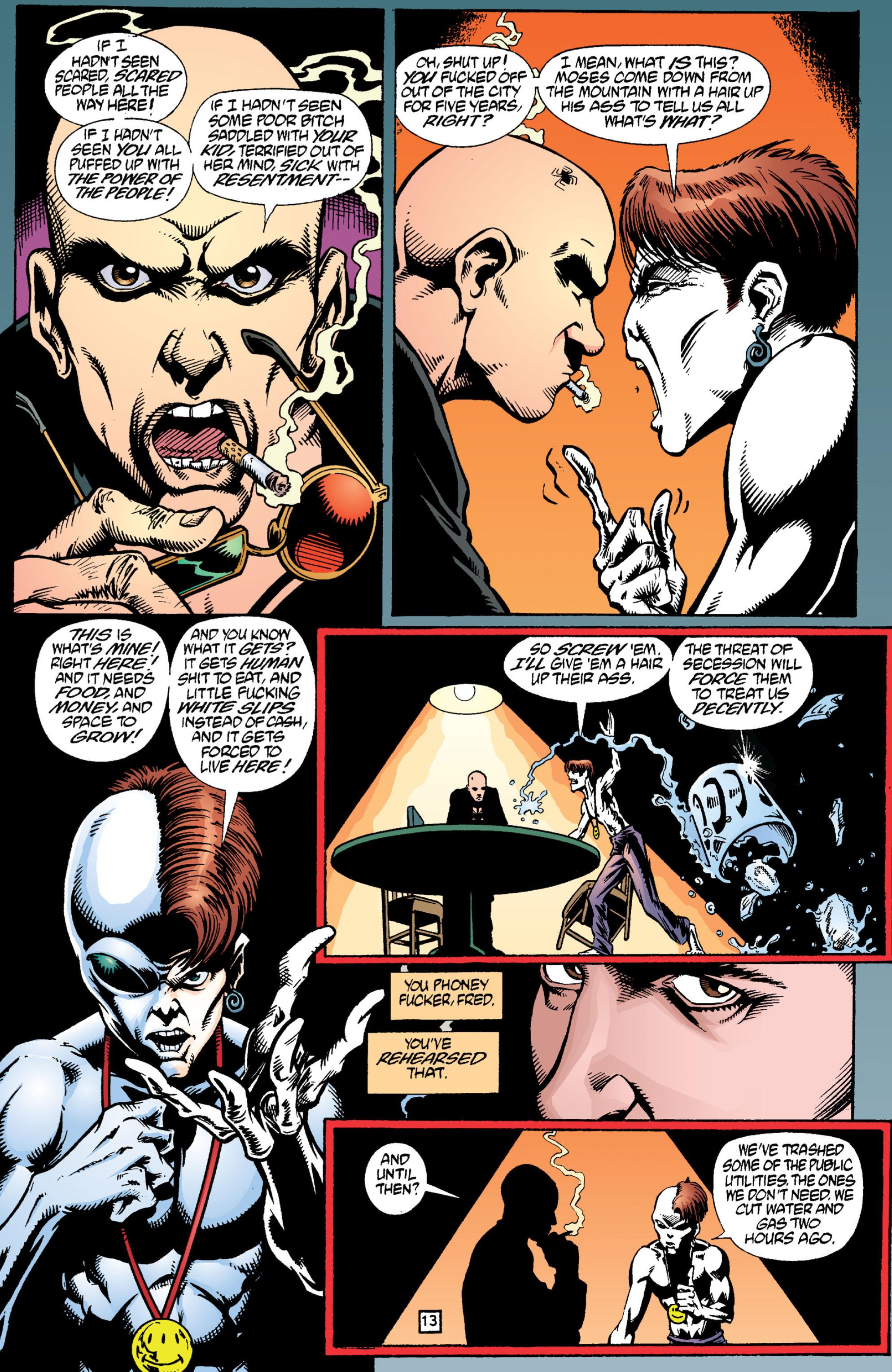 Read online Transmetropolitan comic -  Issue #2 - 14