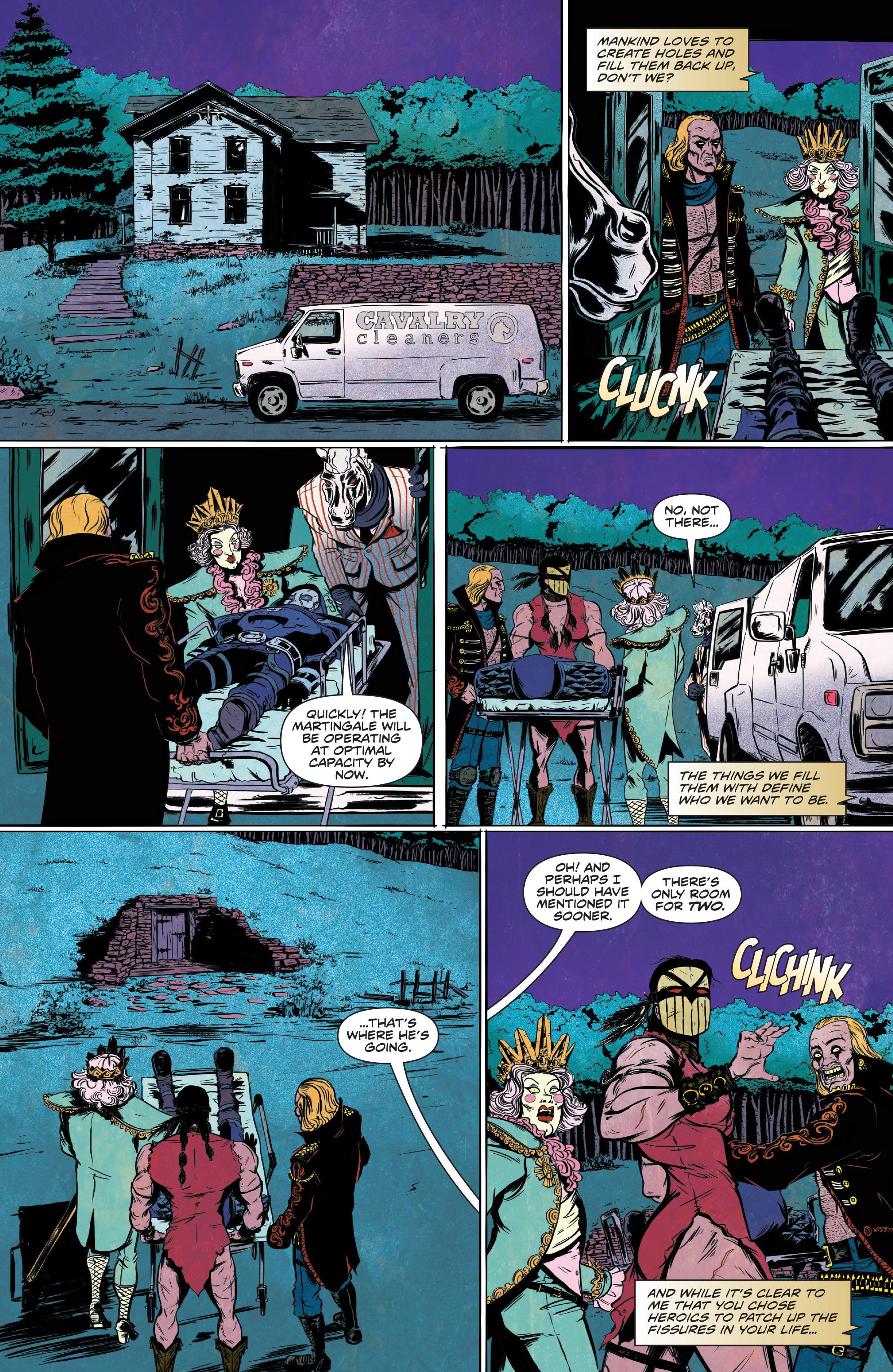 Read online Translucid comic -  Issue #5 - 18