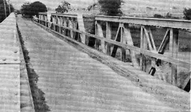 The Lian-Nasugbu bridge of old. Image courtesy of Alexander Limon Bonuan.