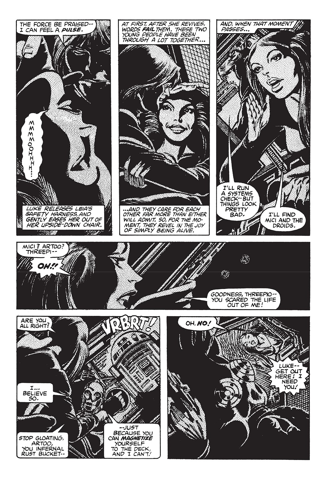 Read online Star Wars Legends: The Original Marvel Years - Epic Collection comic -  Issue # TPB 2 (Part 4) - 97
