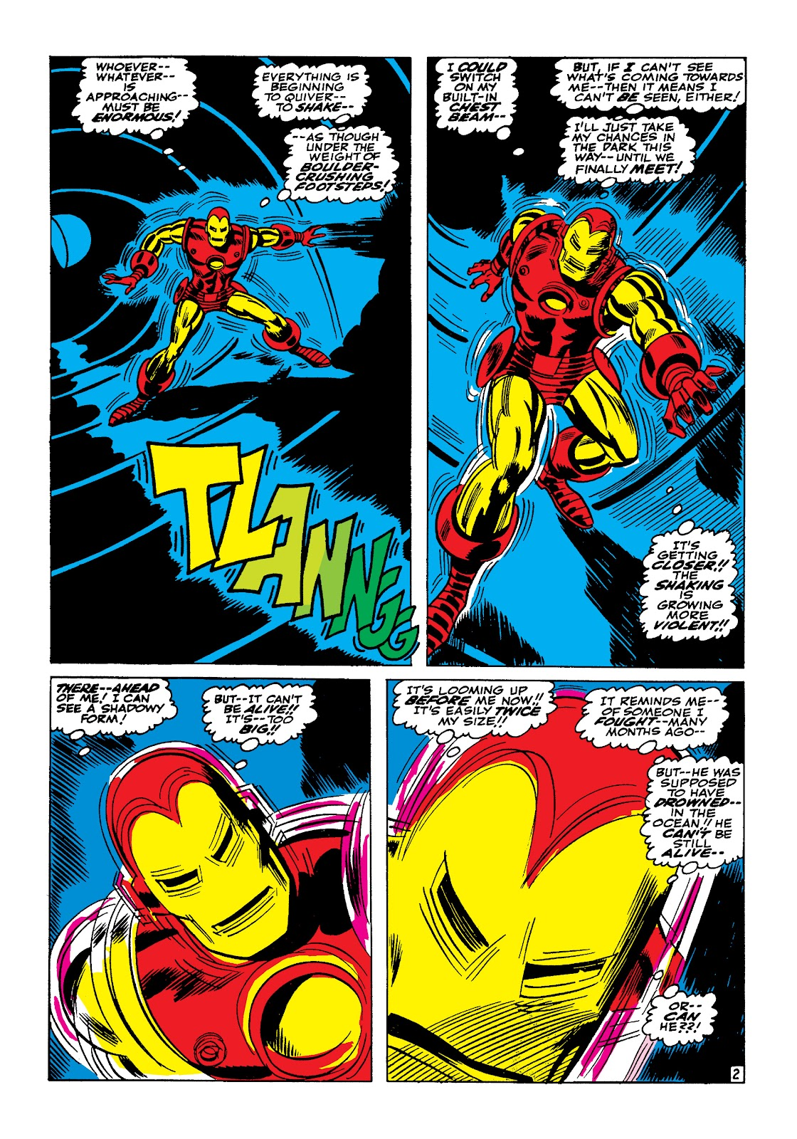 Read online Marvel Masterworks: The Invincible Iron Man comic -  Issue # TPB 4 (Part 2) - 25