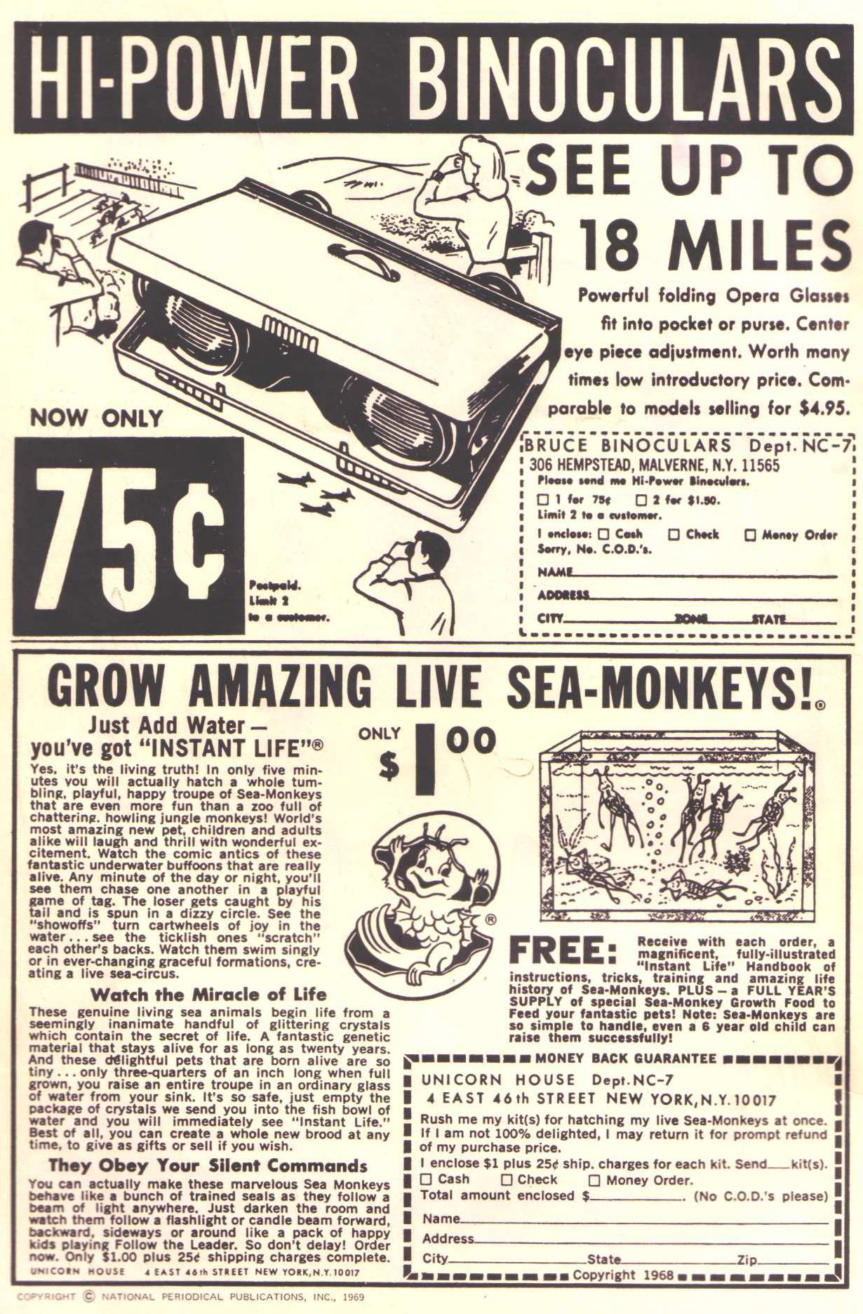 Read online Adventure Comics (1938) comic -  Issue #382 - 2