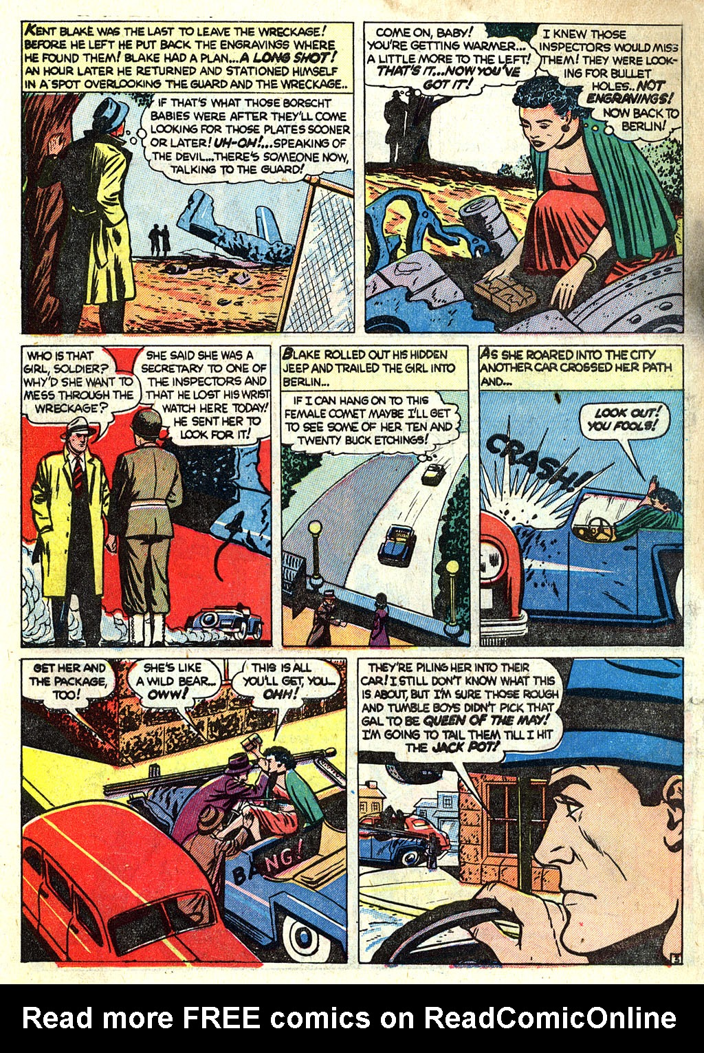 Kent Blake of the Secret Service issue 1 - Page 24