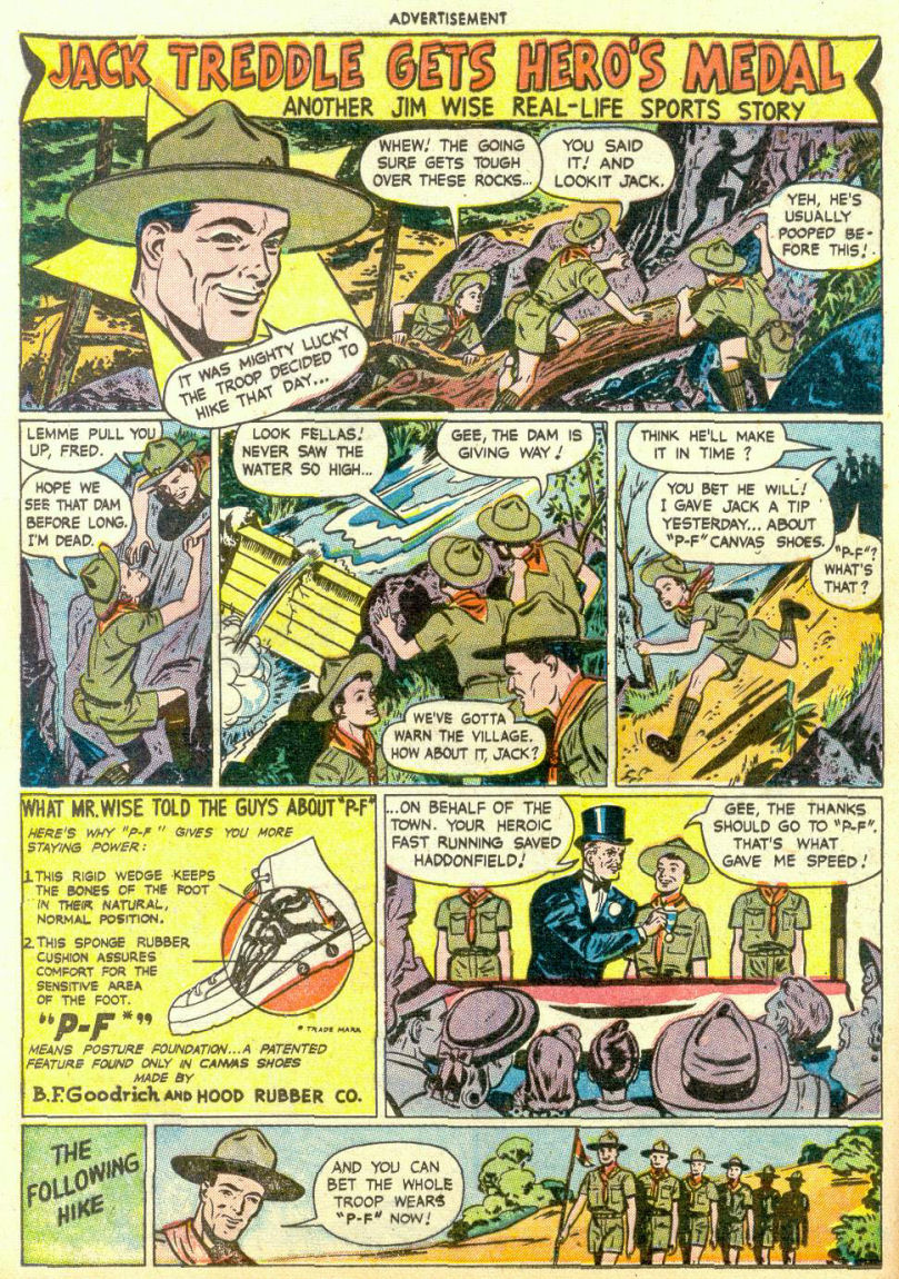 Read online Sensation (Mystery) Comics comic -  Issue #67 - 16