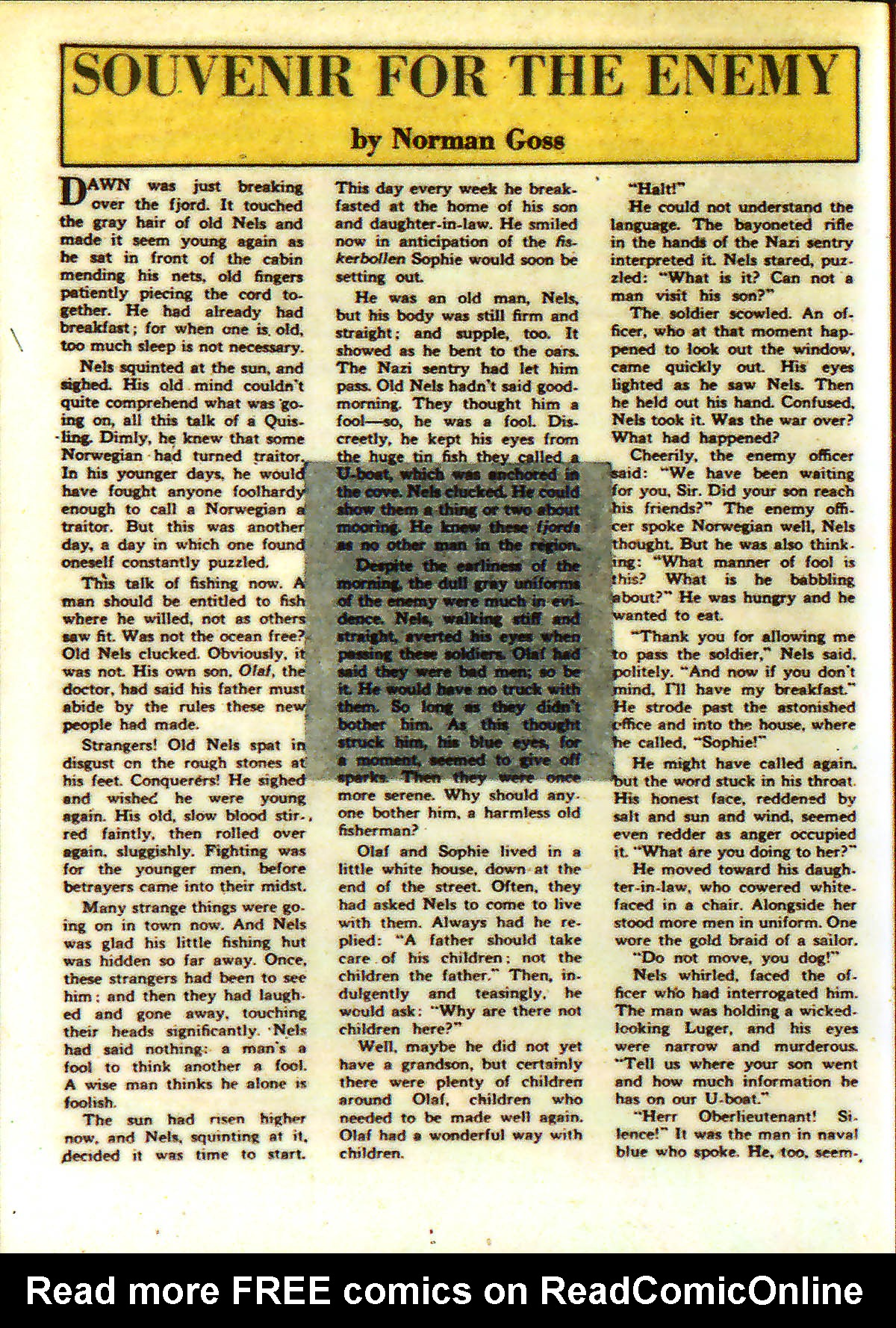 Read online Adventure Comics (1938) comic -  Issue #90 - 38