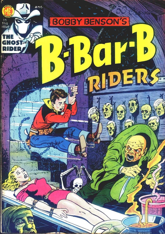 Bobby Benson's B-Bar-B Riders issue 14 - Page 1