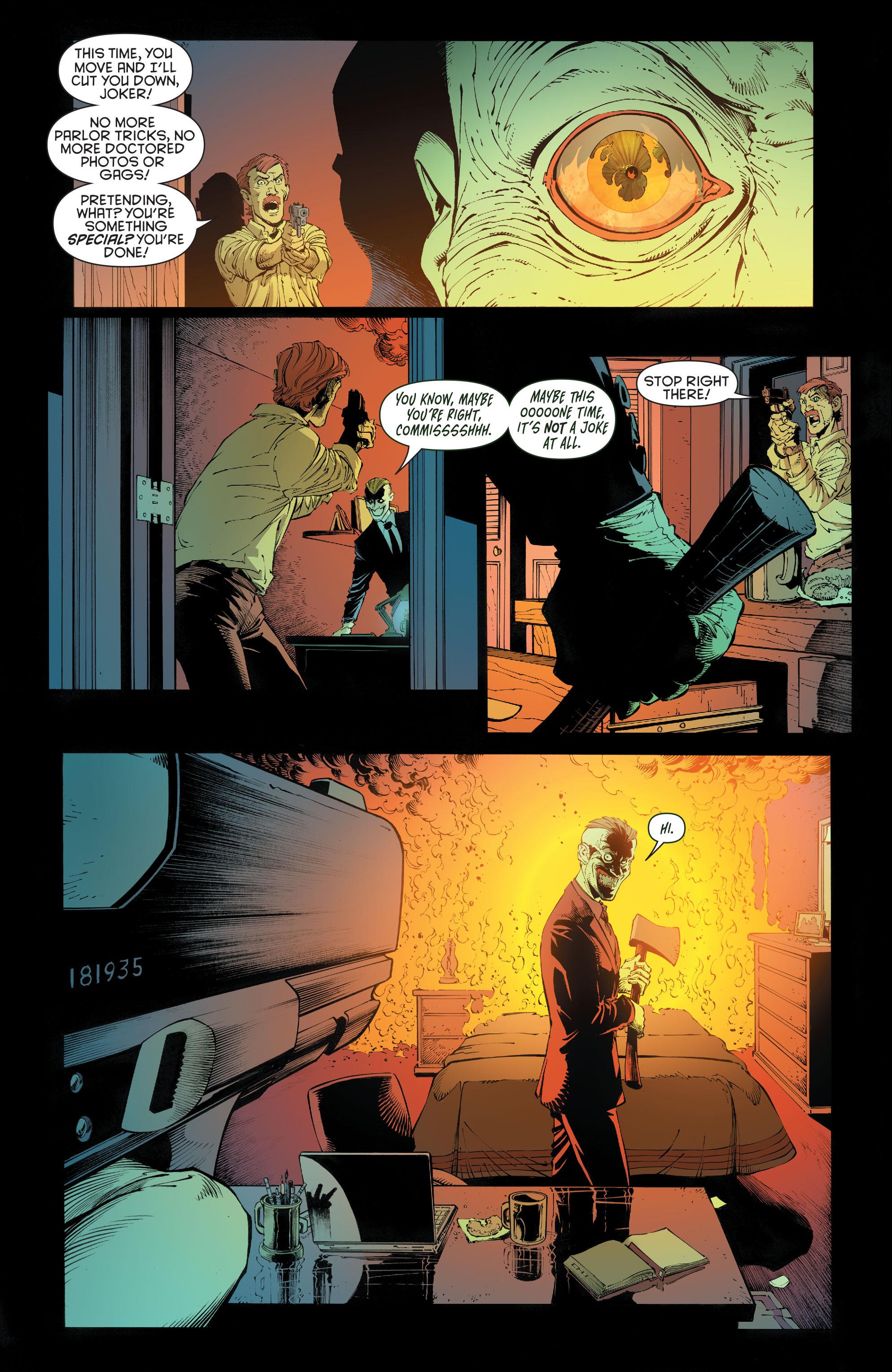 Read online Batman (2011) comic -  Issue # _TPB 7 - 71