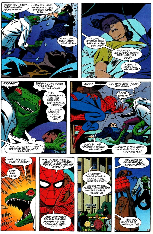 Read online Spider-Man: Lifeline comic -  Issue #3 - 16