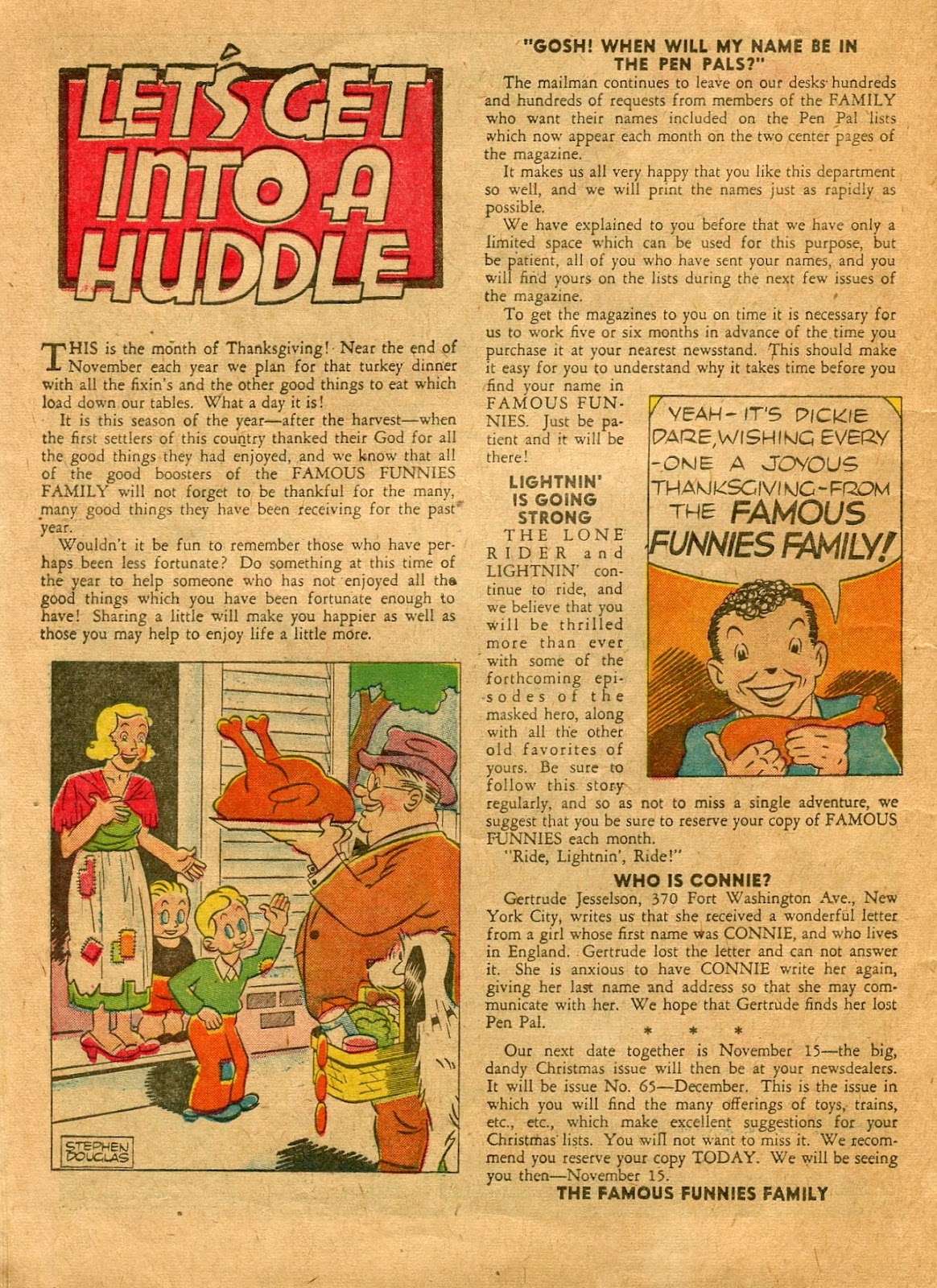 Read online Famous Funnies comic -  Issue #64 - 10