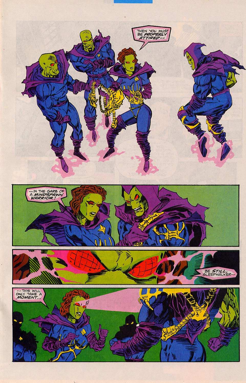 Read online Sleepwalker comic -  Issue #26 - 8