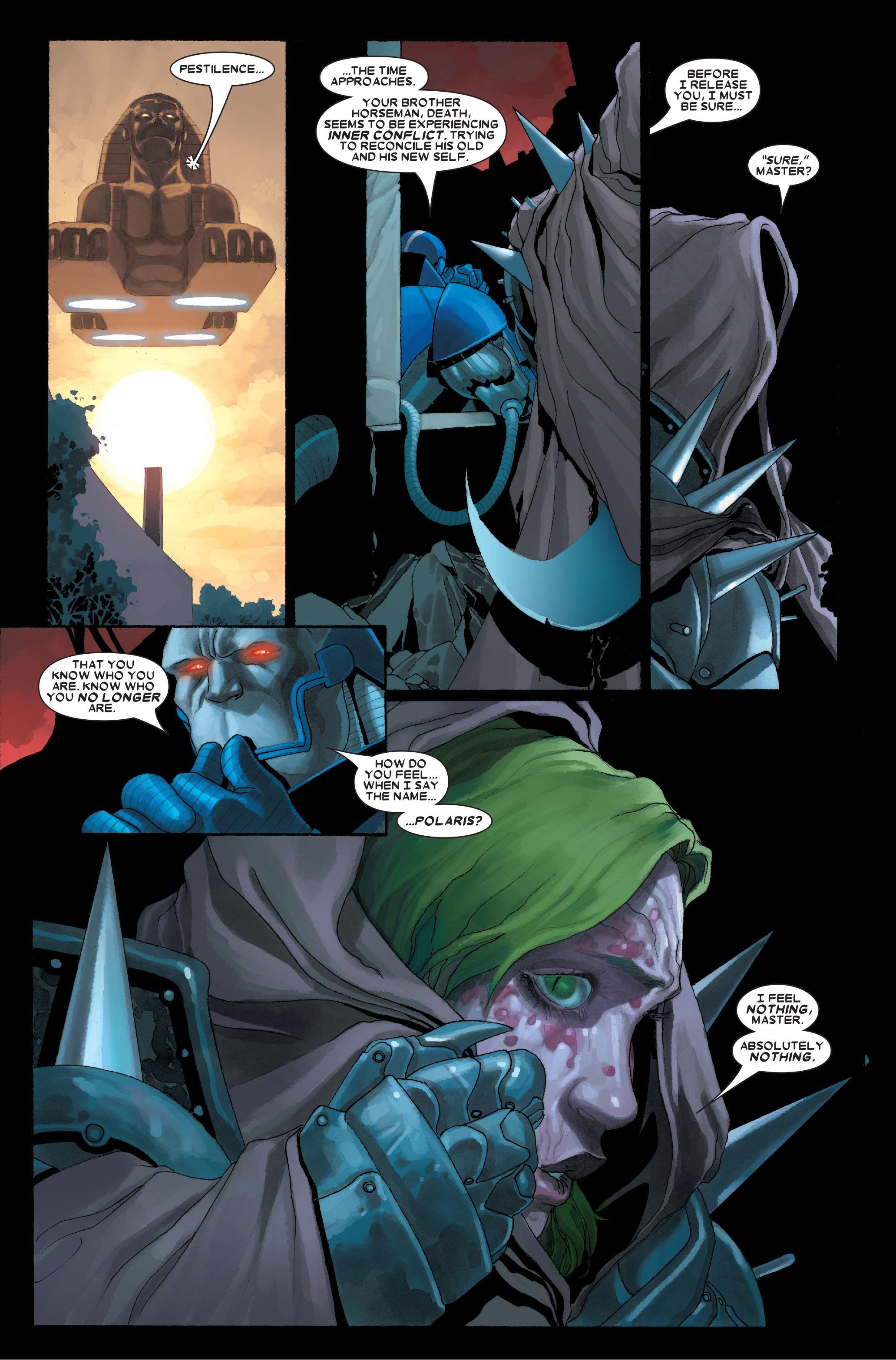 X-Men (1991) 185 Page 22