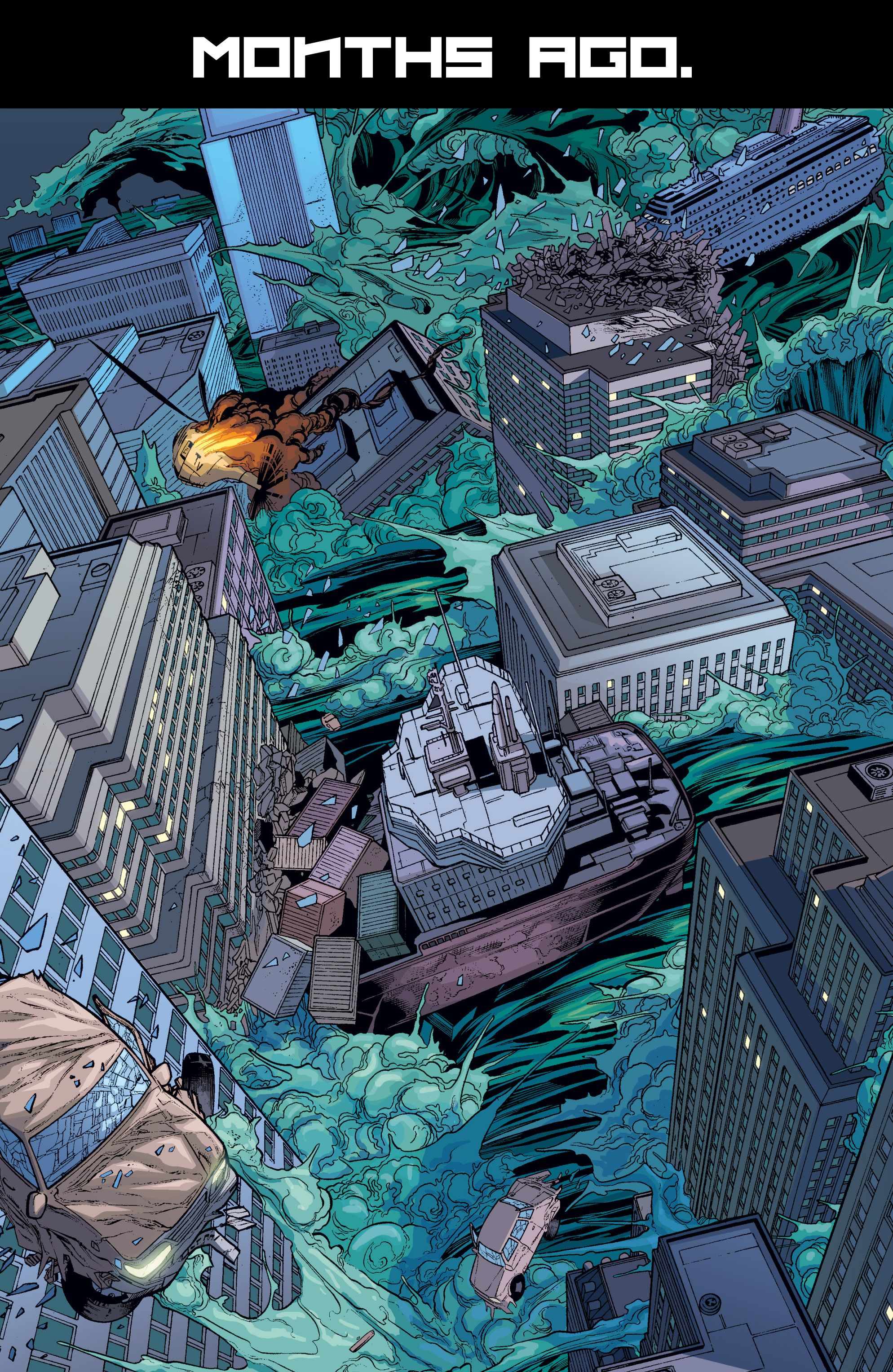Read online Ultimate Comics Doomsday comic -  Issue # Full - 156