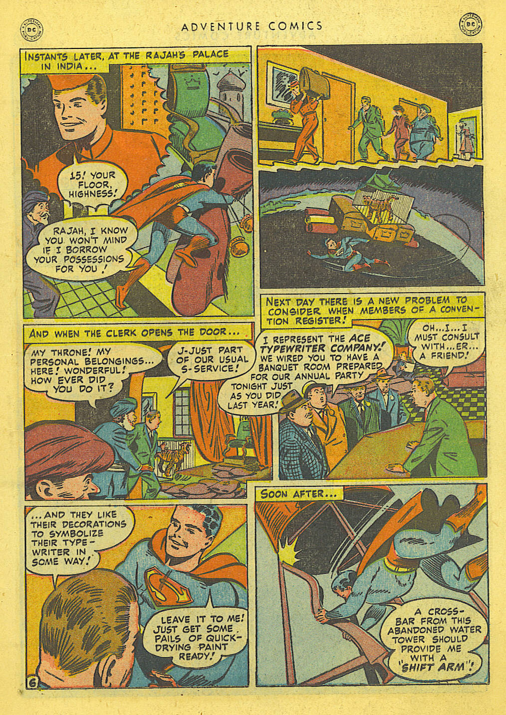 Read online Adventure Comics (1938) comic -  Issue #127 - 23