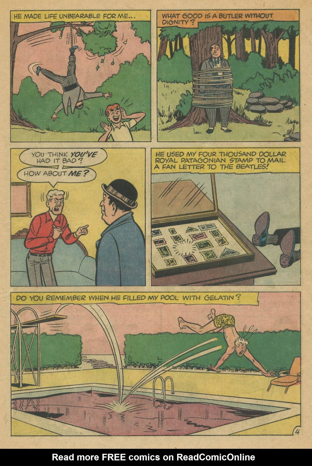 Read online Archie (1960) comic -  Issue #152 - 23