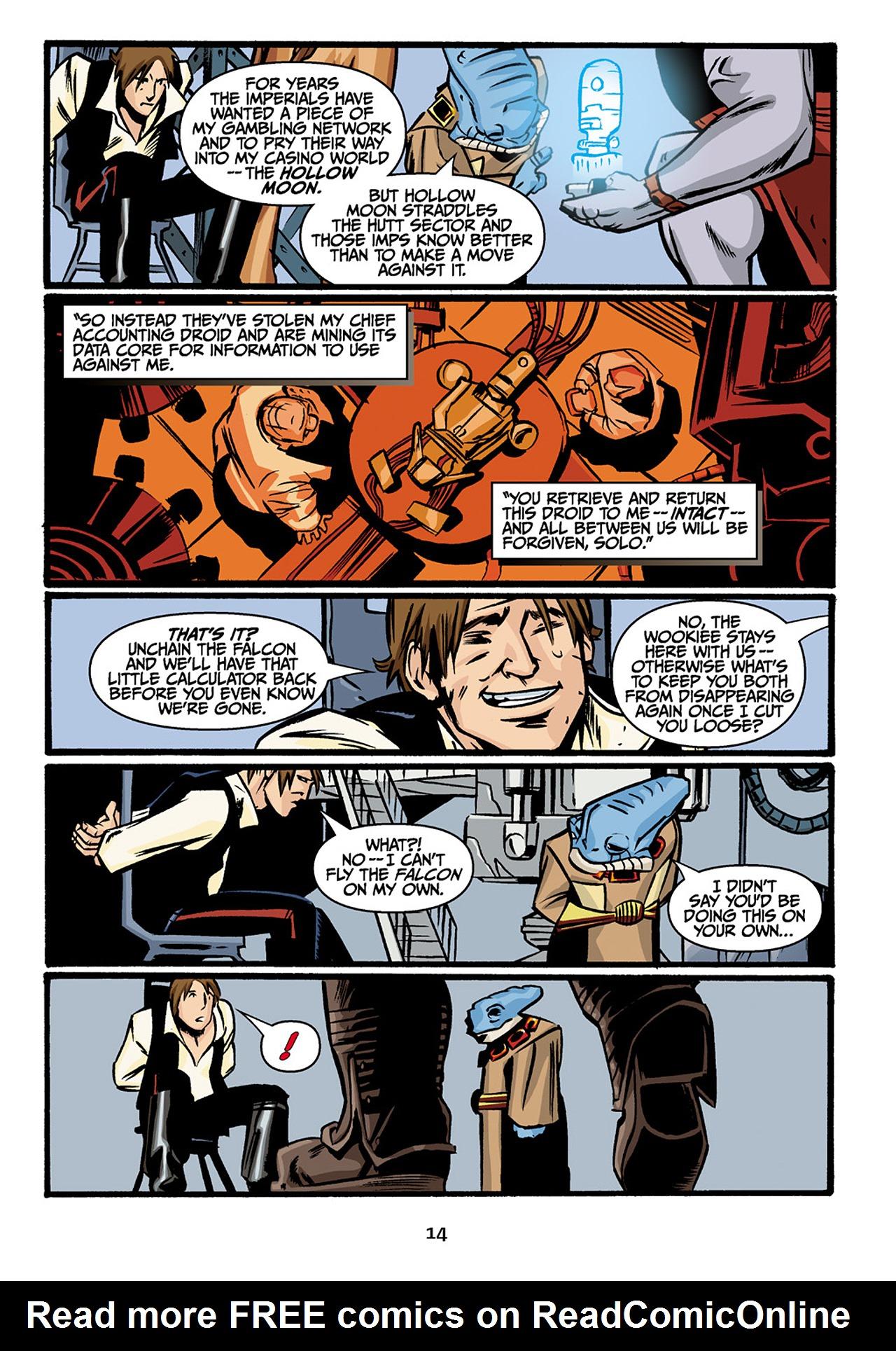 Read online Star Wars Omnibus comic -  Issue # Vol. 33 - 16