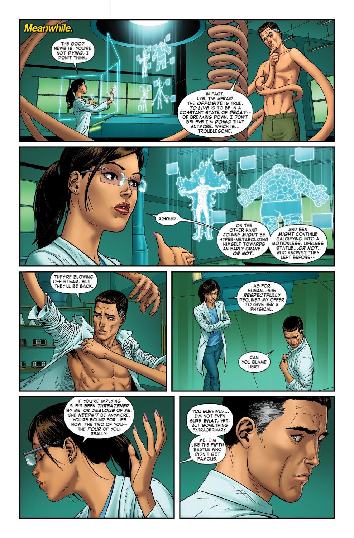 Read online Fantastic Four: Season One comic -  Issue # TPB - 34