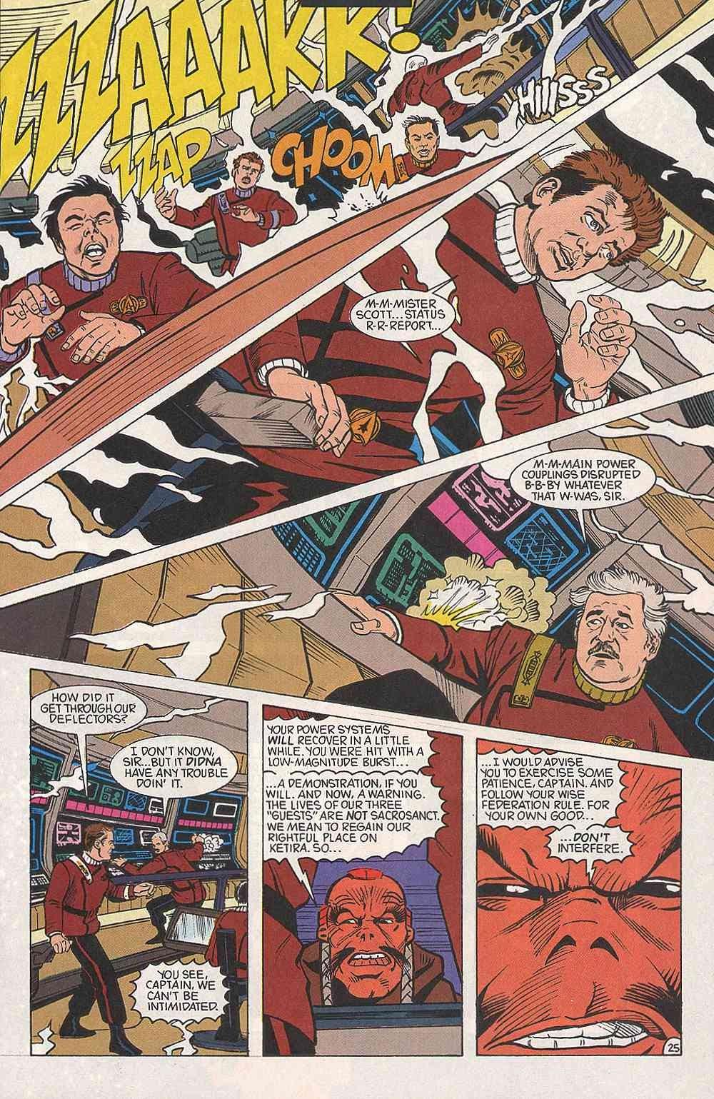 Read online Star Trek (1989) comic -  Issue # Annual 3 - 29