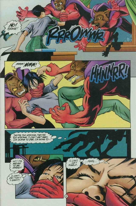 Read online Ultraverse Premiere comic -  Issue #9 - 27