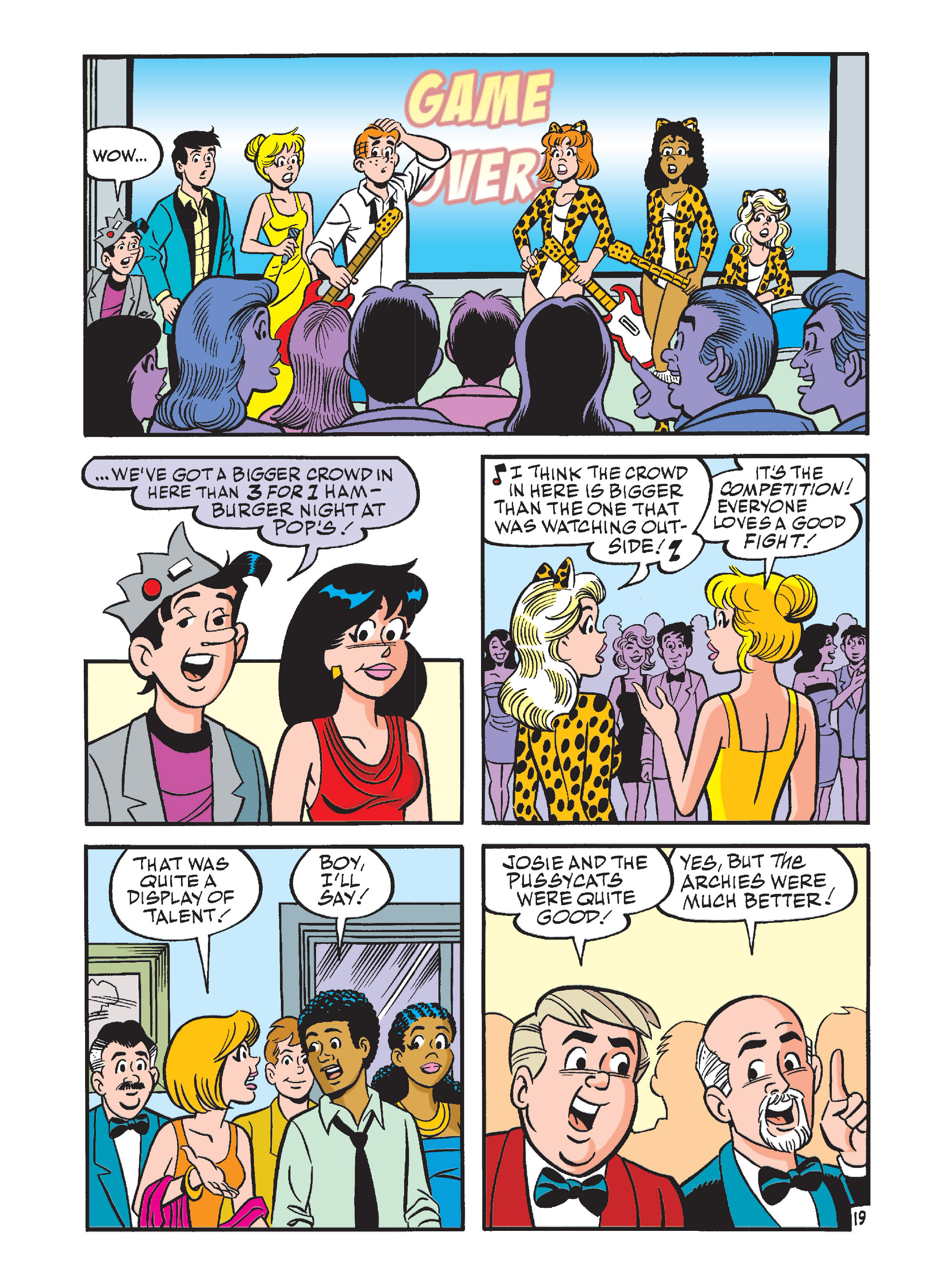 Read online Archie's Funhouse Double Digest comic -  Issue #12 - 54