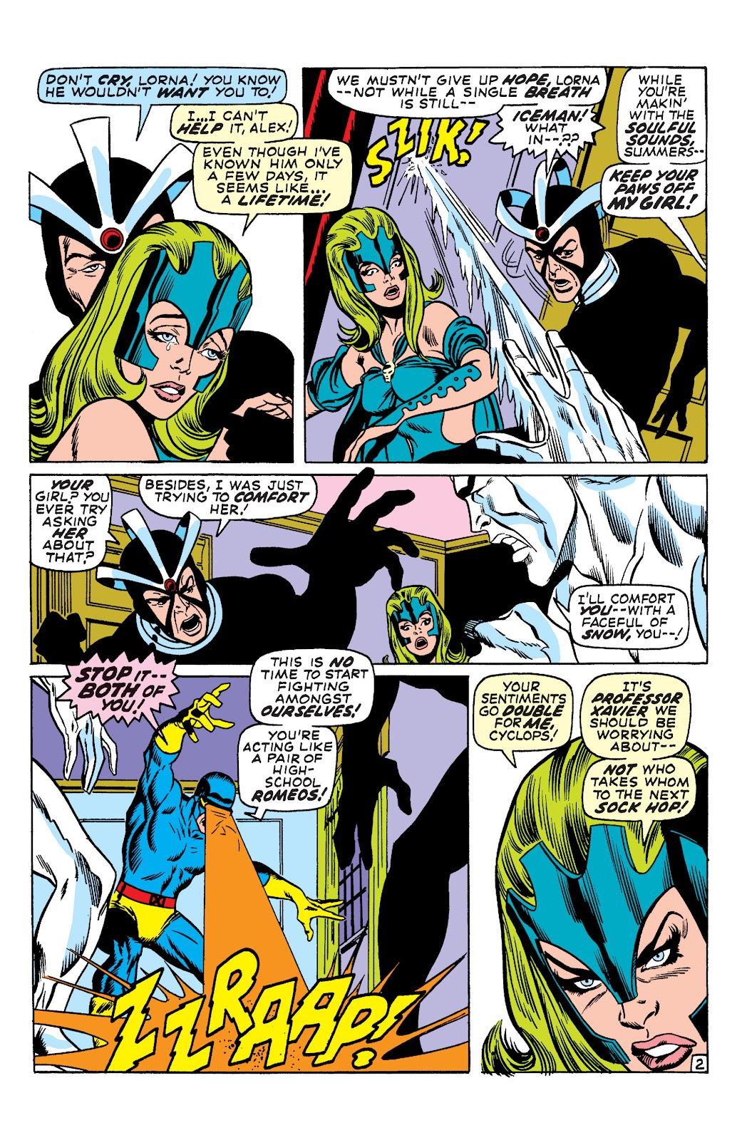 Uncanny X-Men (1963) issue 66 - Page 3