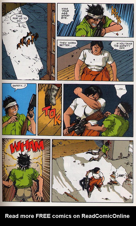 Read online Akira comic -  Issue #19 - 34
