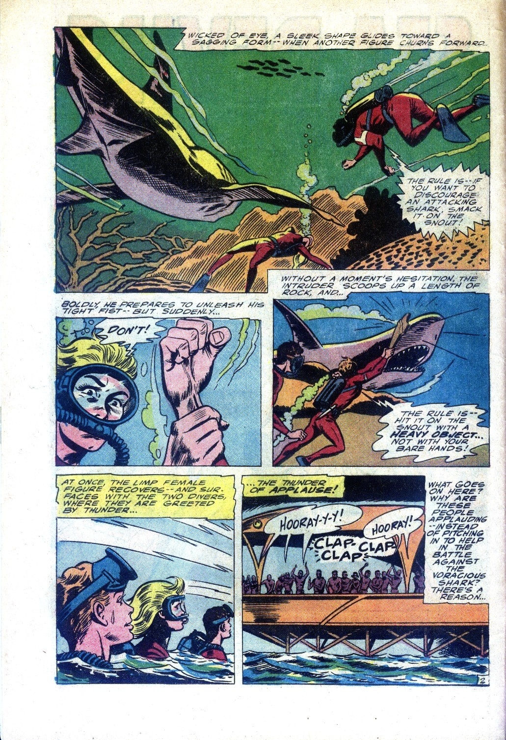 Read online Sea Devils comic -  Issue #27 - 5