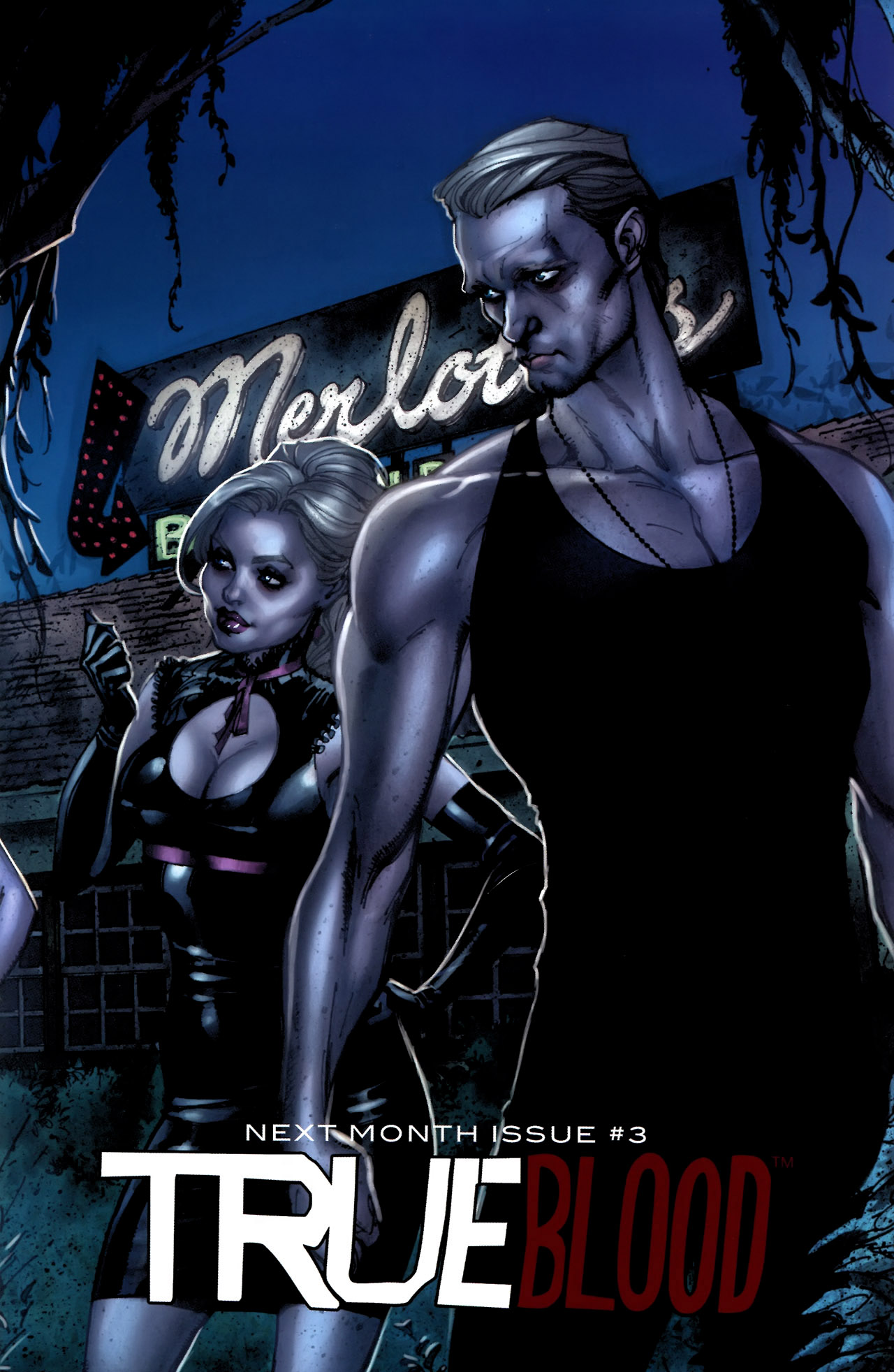 Read online True Blood: Tainted Love comic -  Issue #2 - 27