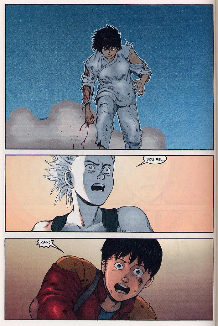 Read online Akira comic -  Issue #32 - 47