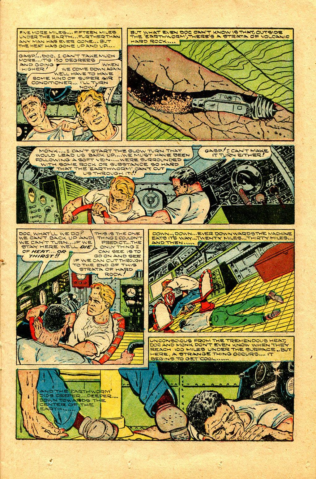 Read online Shadow Comics comic -  Issue #100 - 19