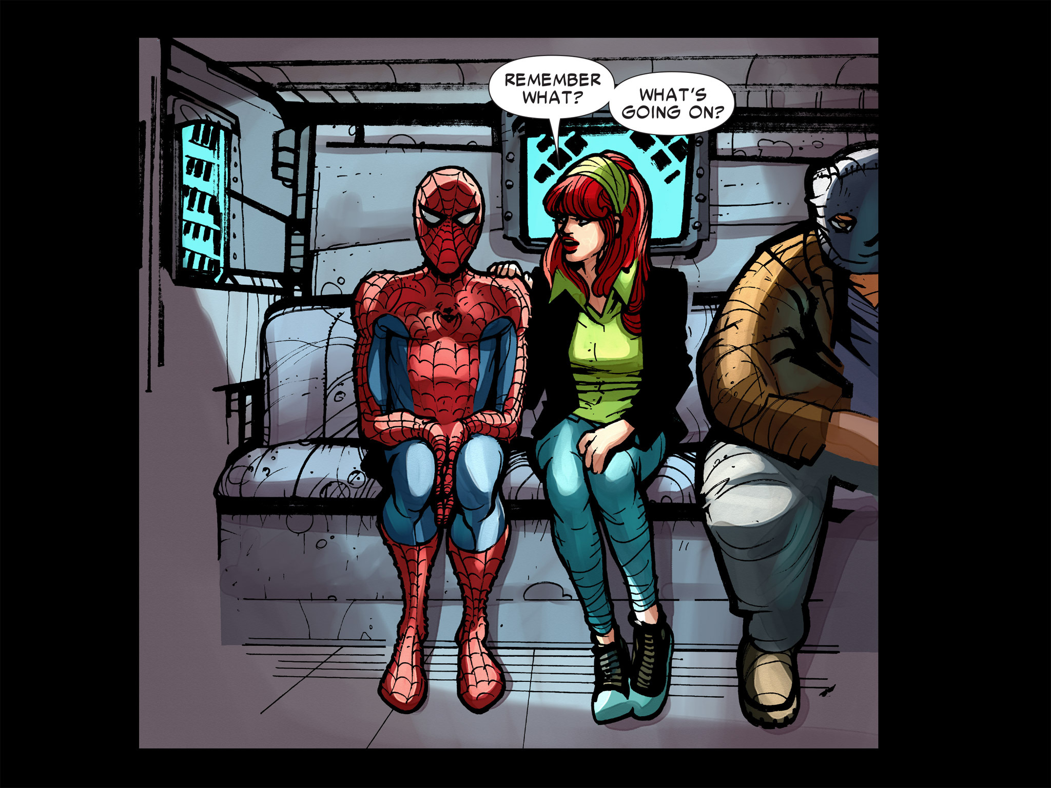 Read online Amazing Spider-Man: Who Am I? comic -  Issue # Full (Part 2) - 95