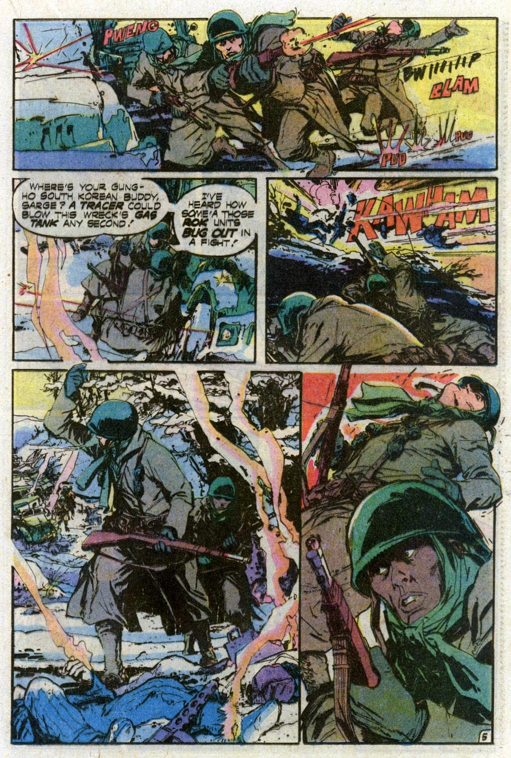 Read online All-Out War comic -  Issue #4 - 39
