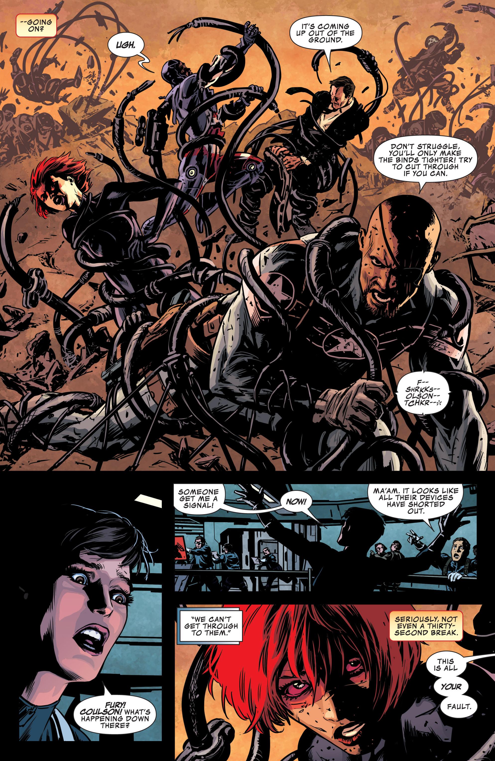 Read online Secret Avengers (2013) comic -  Issue #10 - 21