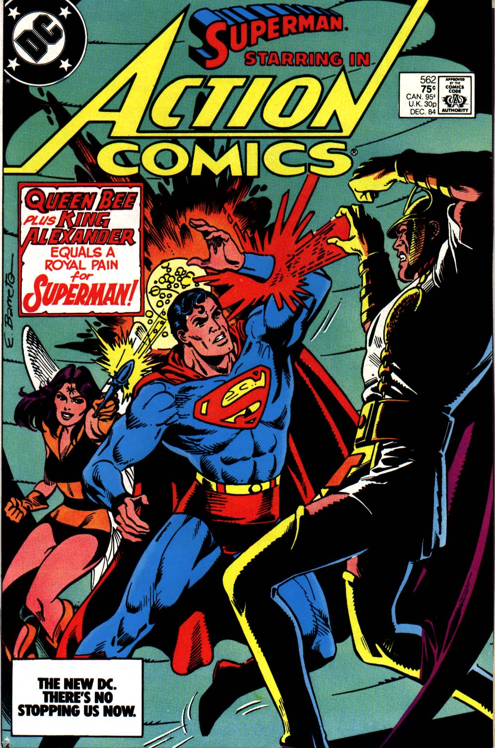 Action Comics (1938) 562 Page 1