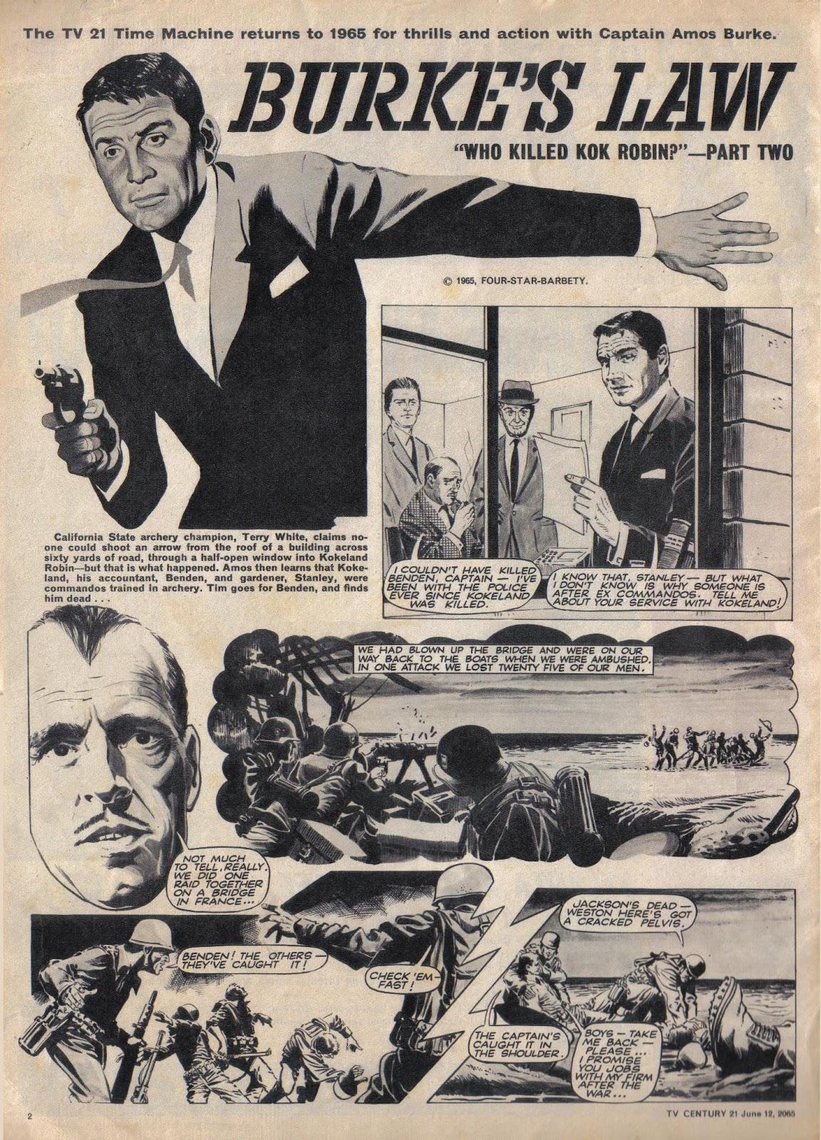 TV Century 21 (TV 21) 21 Page 2