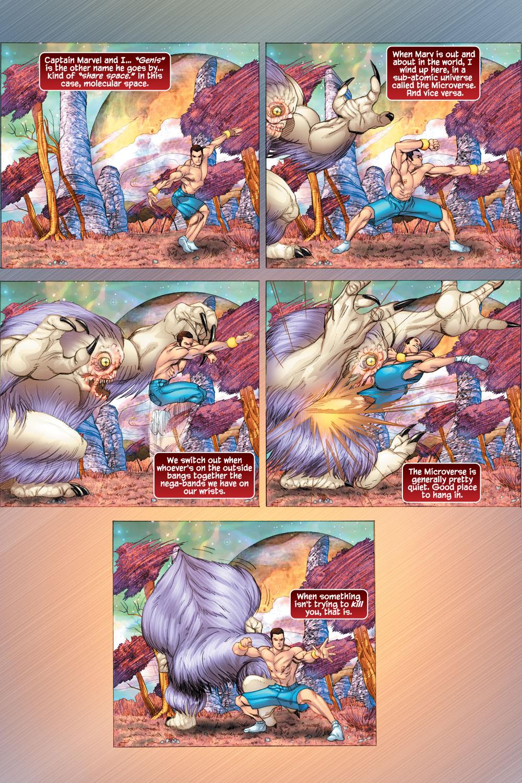 Captain Marvel (2002) Issue #1 #1 - English 4