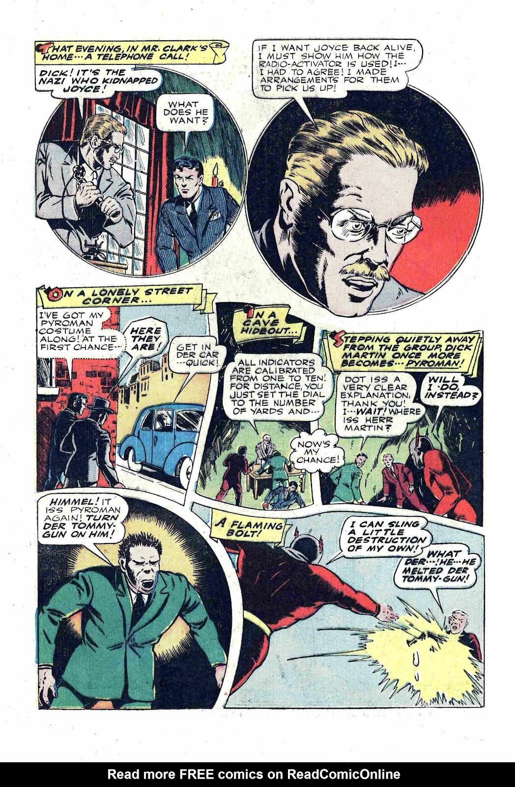 Read online America's Best Comics comic -  Issue #13 - 30