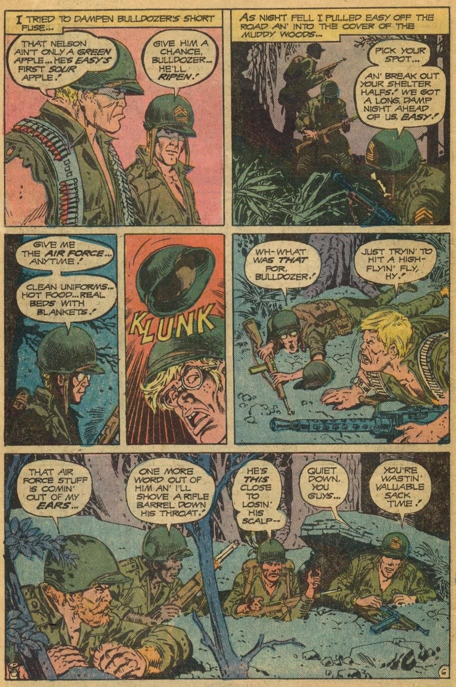 Read online Sgt. Rock comic -  Issue #341 - 7