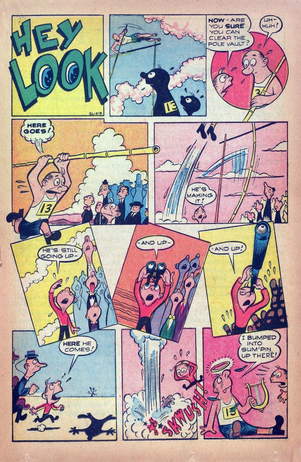 Read online Joker Comics comic -  Issue #26 - 29