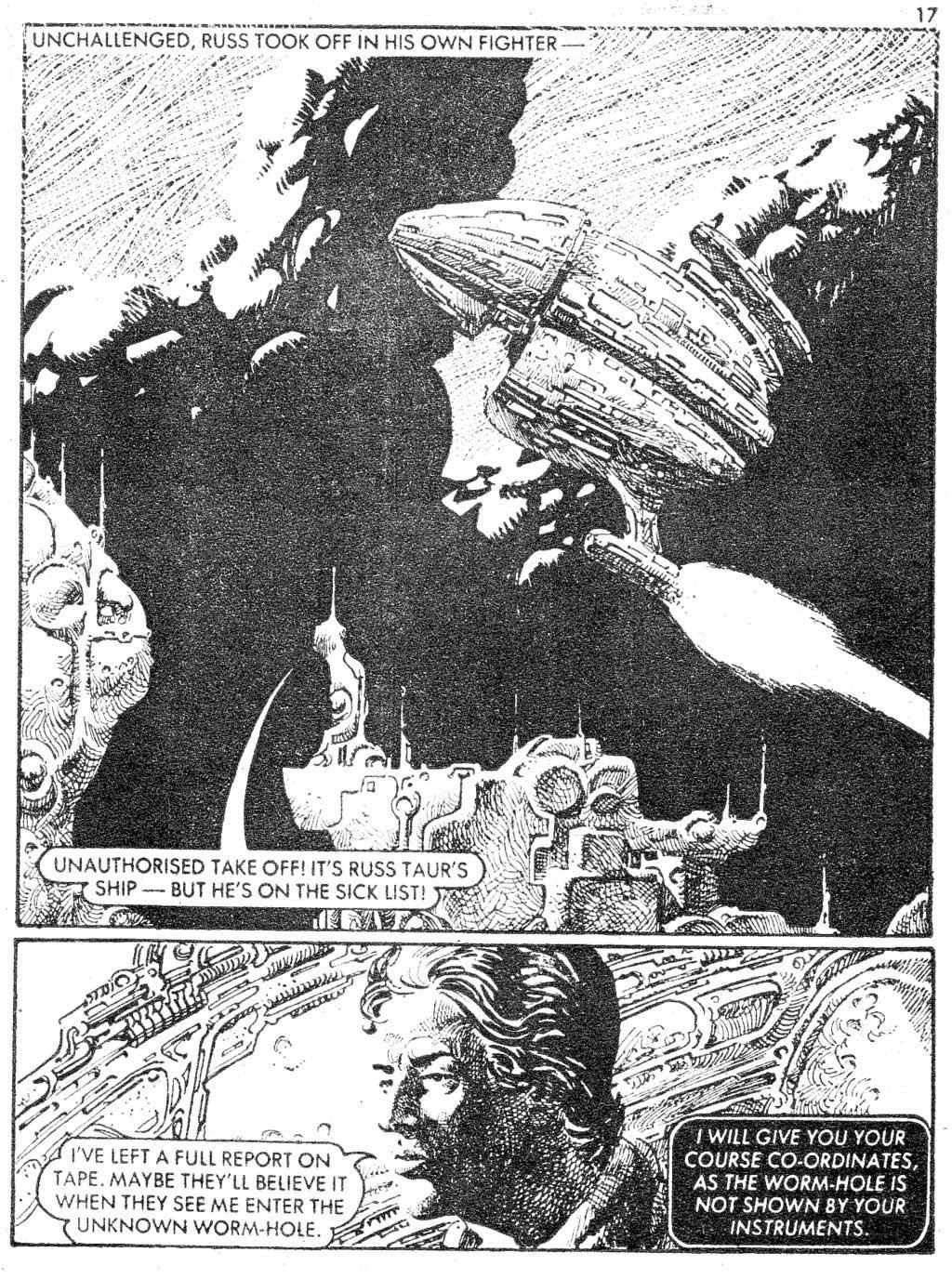 Starblazer issue 87 - Page 17