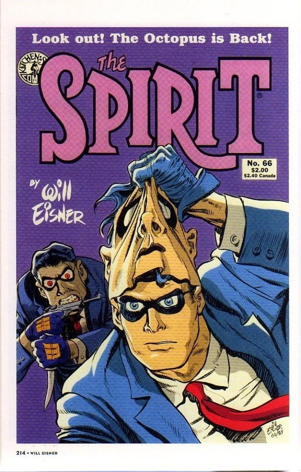 Read online Will Eisner's The Spirit Archives comic -  Issue # TPB 26 (Part 3) - 21