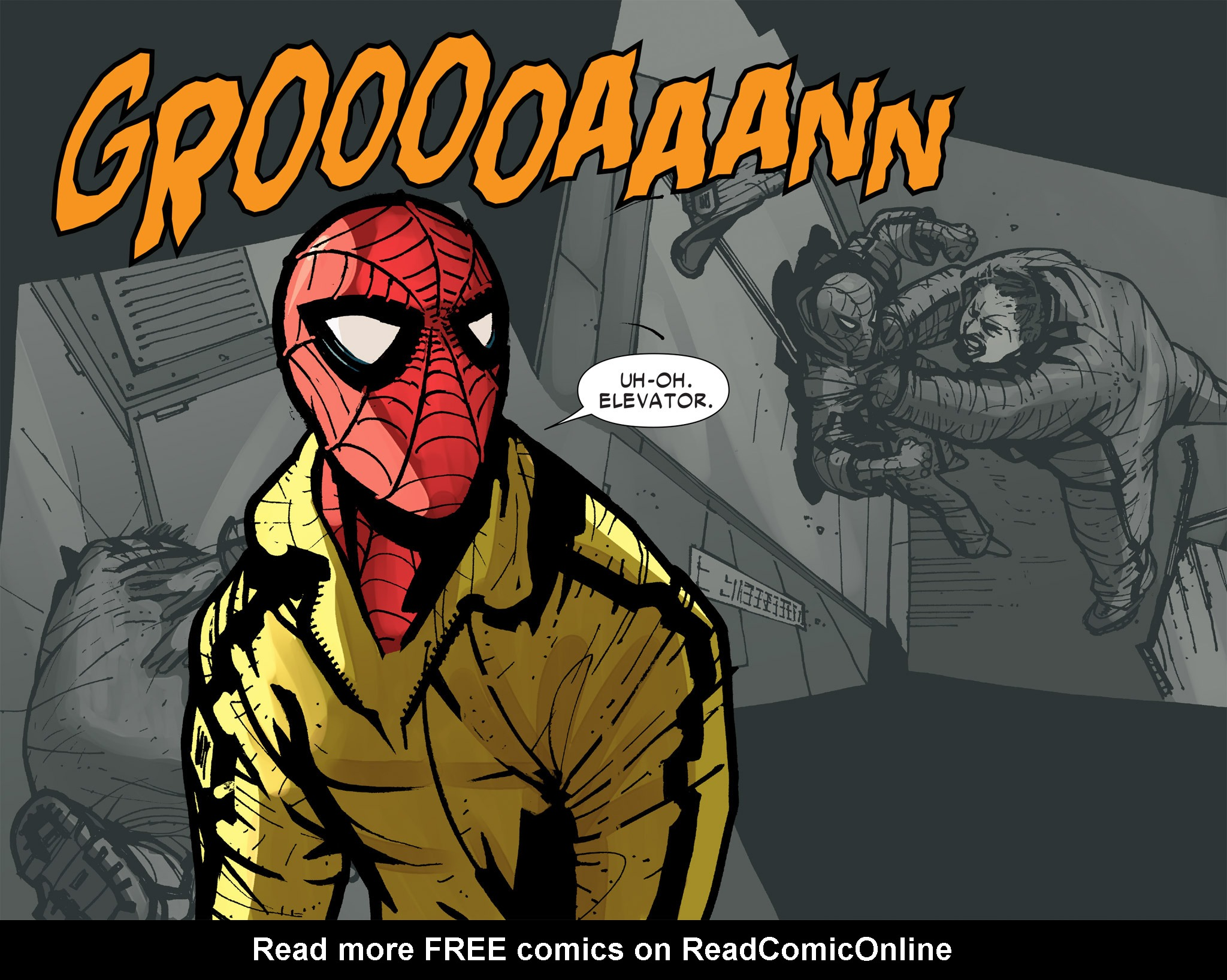 Read online Amazing Spider-Man: Who Am I? comic -  Issue # Full (Part 3) - 119