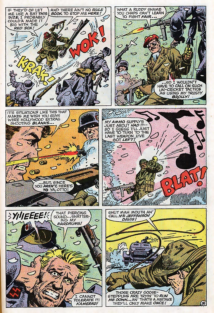 Read online Sgt. Fury comic -  Issue # _Special 4 - 49