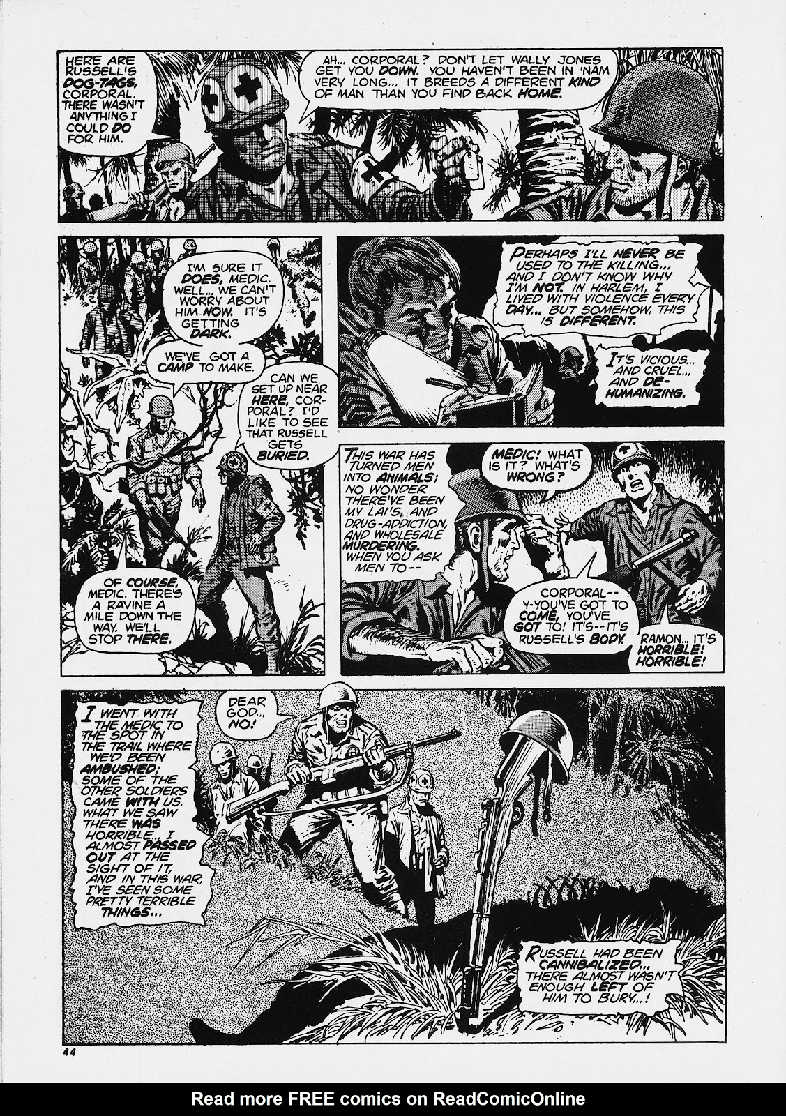 Haunt of Horror issue 1 - Page 44