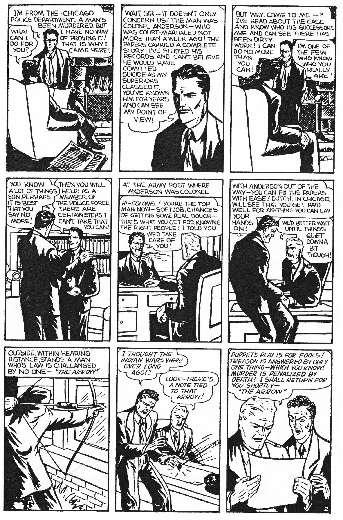 Read online Men of Mystery Comics comic -  Issue #83 - 30