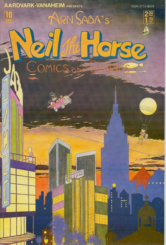 Neil The Horse issue 10 - Page 1