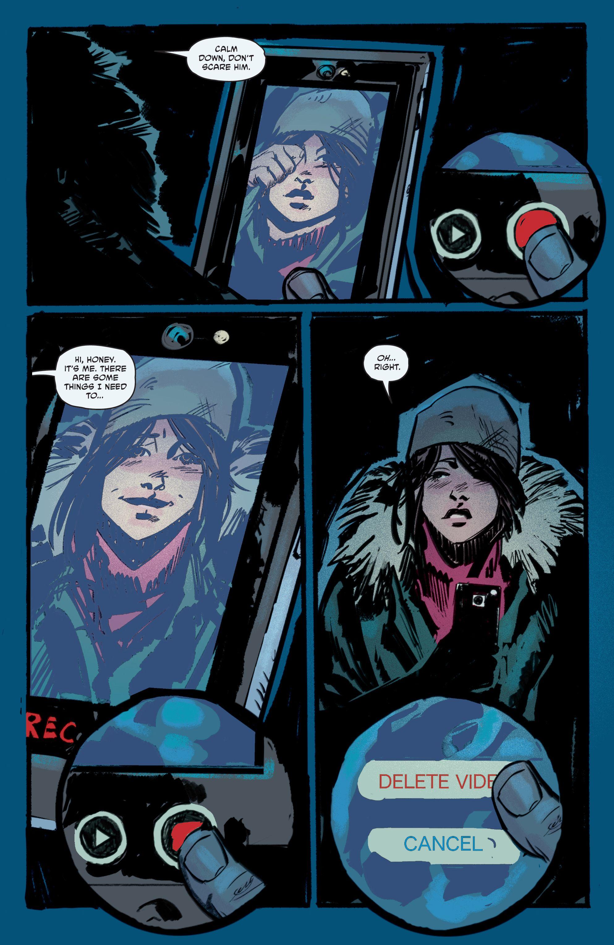 Read online Babyteeth comic -  Issue #1 - 4